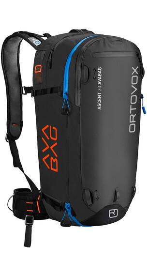 Ortovox Ascent 30 Backpack incl. AVABAG airbag Black Anthracite